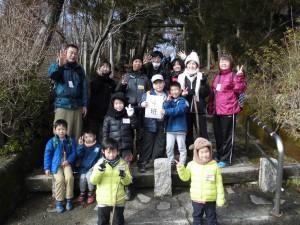 PTA耐寒登山10