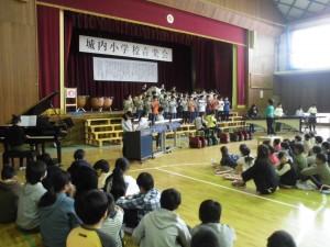 校内音楽会4
