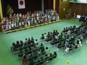 26入学式2