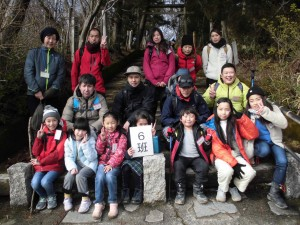 PTA耐寒登山12