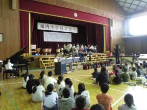 校内音楽会2