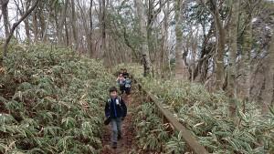 PTA耐寒登山2