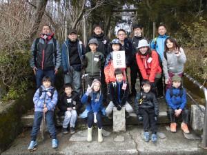 PTA耐寒登山15