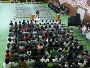 26卒業式2