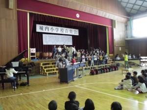 校内音楽会3