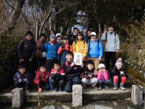 PTA耐寒登山11