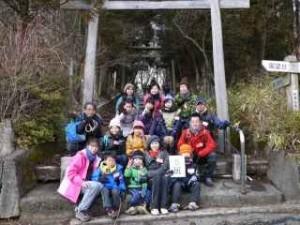 26耐寒登山5