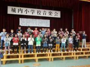 26校内音楽会3-1