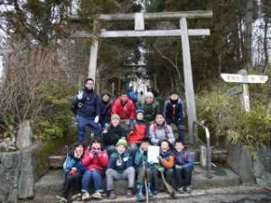 26耐寒登山9