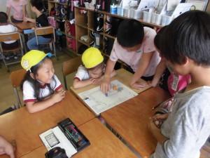 29幼稚園との交流会1