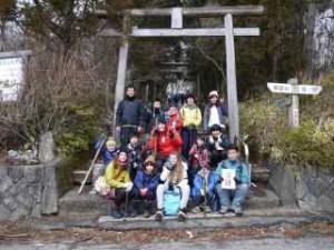 26耐寒登山3
