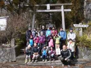 26耐寒登山2