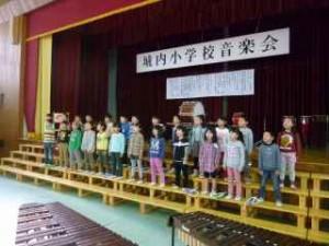 26校内音楽会2
