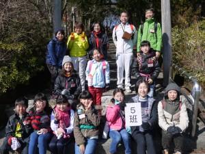 27PTA耐寒登山5