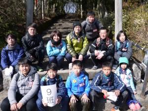 27PTA耐寒登山9